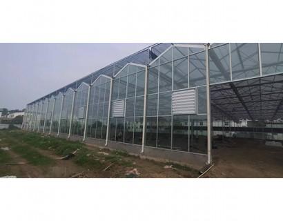 益鑫玻璃温室工程